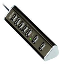Trust Pyramid 7 Port USB 2.0 Hub